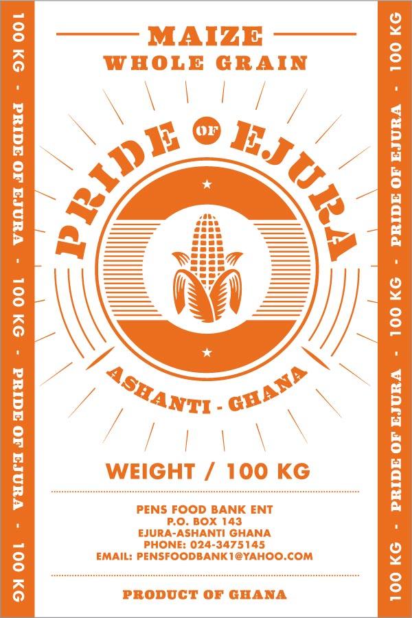 100kg Maize Bag